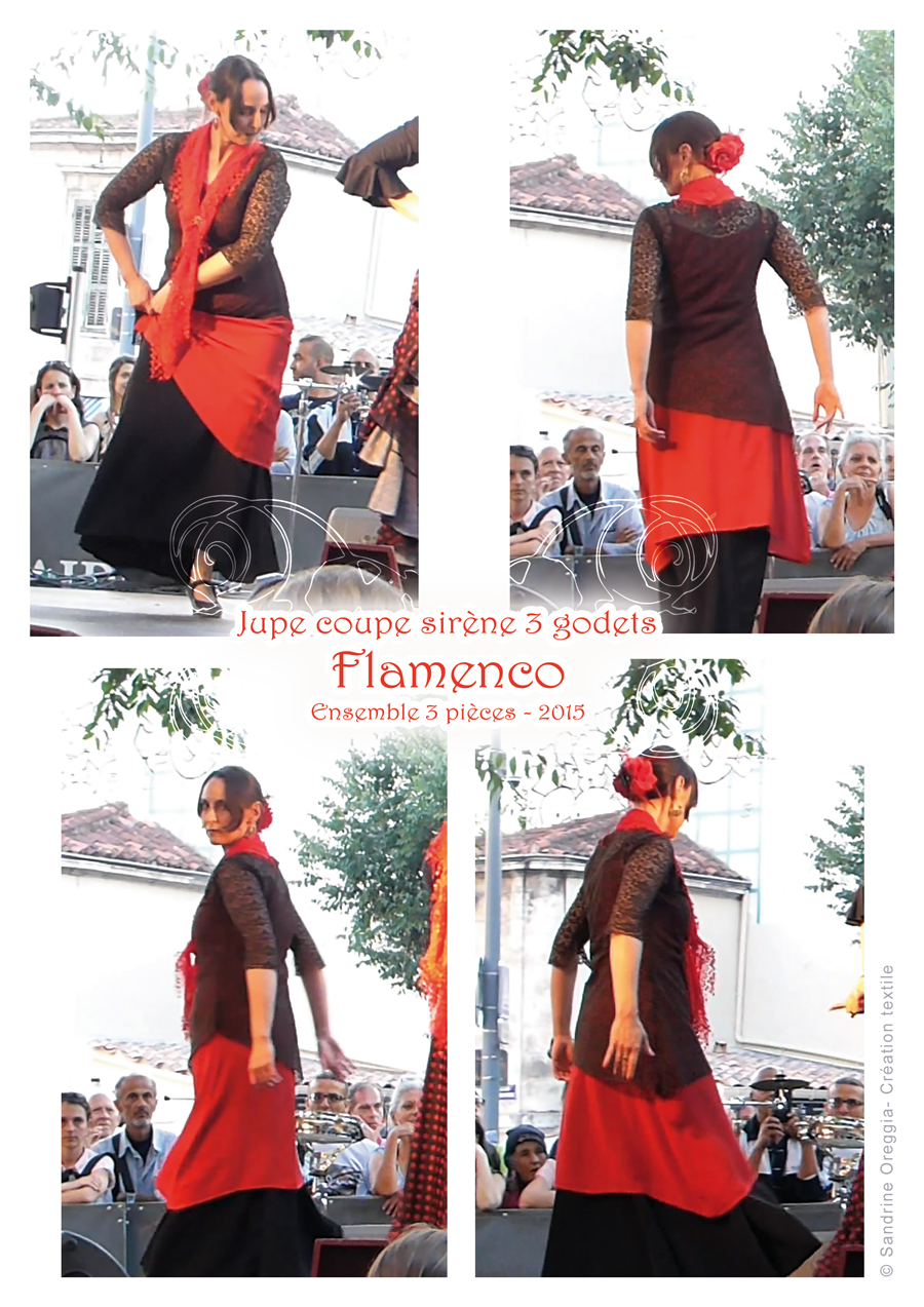 ensemble flamenco